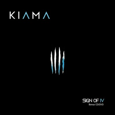Kiama - Sign Of IV (2016) Audio-DVD