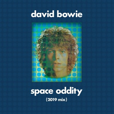 David Bowie - Space Oddity (Tony Visconti 2019 Mix) (2019) FLAC