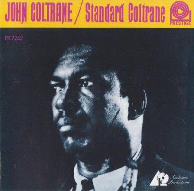 John Coltrane - Standard Coltrane (2002) SACD-R