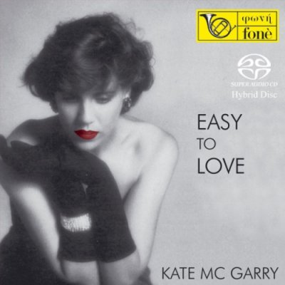 Kate McGarry - Easy To Love (2016) SACD-R