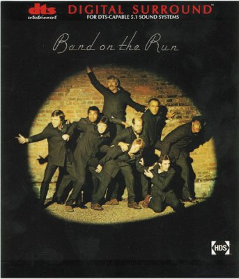 Paul McCartney - Band on the Run (2001) DTS 5.1