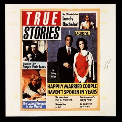 Talking Heads - True Stories (2006) DTS 5.1