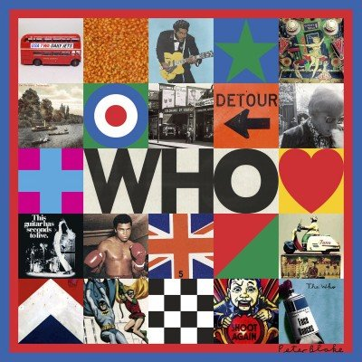 The Who - WHO (Deluxe) (2019) FLAC