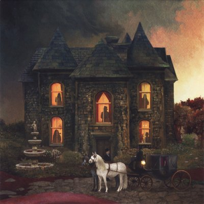 Opeth - In Cauda Venenum (2019) DVD-Audio