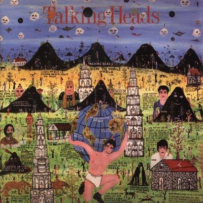 Talking Heads - Little Creatures (2006) DVD-Audio