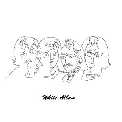 The Beatles - White Album (2018) DVD-Audio
