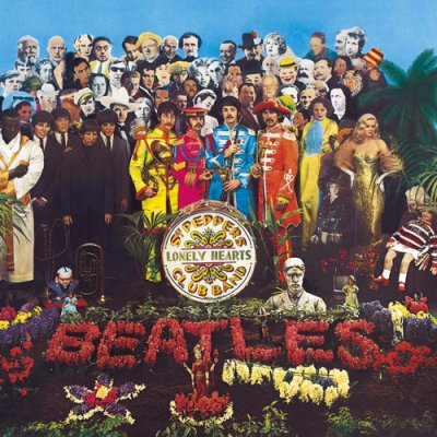 The Beatles - Sgt. Pepper's Lonely Hearts Club Band (2017) DVD-Audio