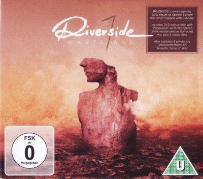 Riverside - Wasteland (2019) Audio-DVD