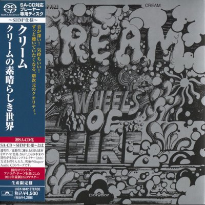 Cream - Wheels Of Fire (2010) SACD-R