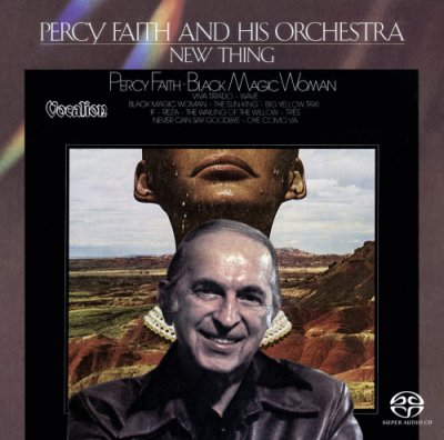 Percy Faith & His Orchestra - New Thing & Black Magic Woman (2019) SACD-R