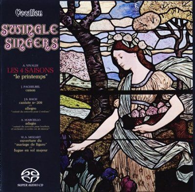 Swingle Singers - Les 4 Saisons: Le Printemps (2017) SACD-R
