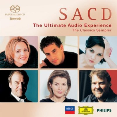 VA - The Ultimate Audio Experience: The Classics Sampler (2003) SACD-R