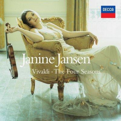 Janine Jansen - Vivaldi: The Four Seasons (2004) SACD-R