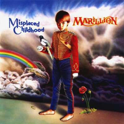 Marillion - Misplaced Childhood (2017) DVD-Audio