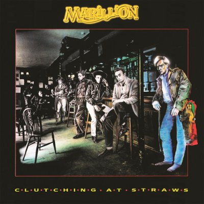 Marillion - Clutching At Straws (2018) DVD-Audio