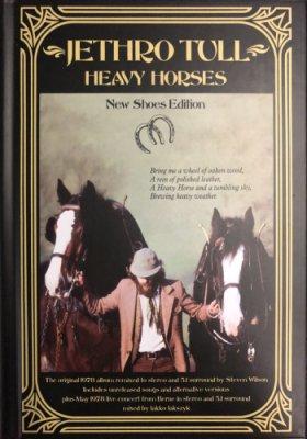 Jethro Tull - Heavy Horses (New Shoes Edition) (2018) Audio-DVD