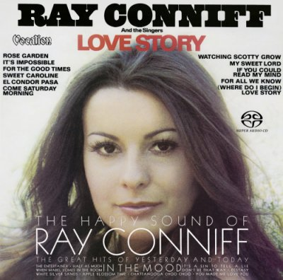 Ray Conniff - The Happy Sound Of Ray Conniff & Love Story (2019) SACD-R