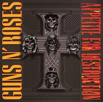 Guns N' Roses - Appetite For Destruction (2018) FLAC 5.1