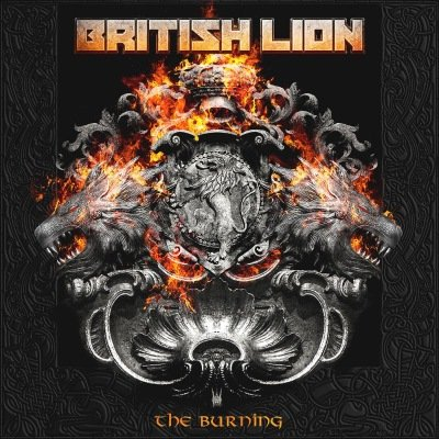 British Lion - The Burning (2020) FLAC