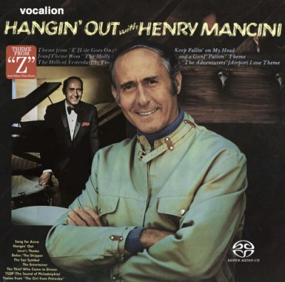 "Henry Mancini ‎- Hangin' Out With Henry Mancini & Theme From ""Z"" (2019) SACD-R"