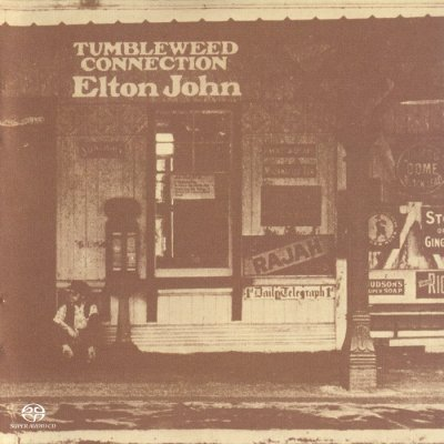 Elton John - Tumbleweed Connection (2004) SACD-R