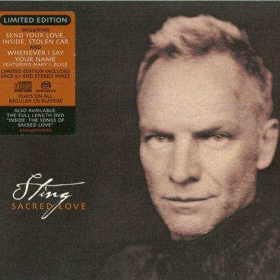 Sting - Sacred Love (2003) SACD-R