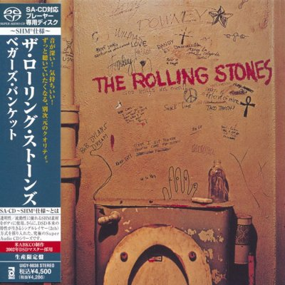 The Rolling Stones - Beggars Banquet (2010) SACD-R