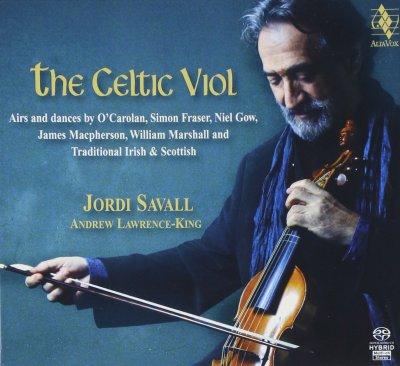 Jordi Savall & Andrew Lawrence-King - The Celtic Viol (2009) SACD-R