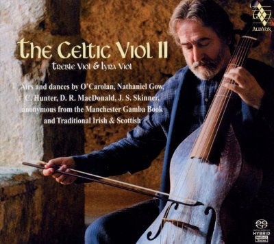 Jordi Savall & Andrew Lawrence-King - The Celtic Viol 2 (2010) SACD-R