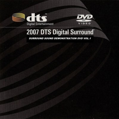 VA - Surround sound demonstration DVD Vol.1 (2007) Audio-DVD