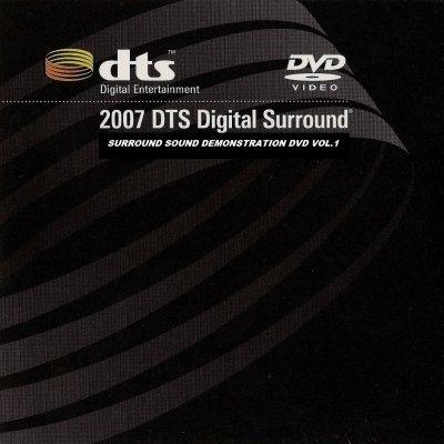 VA - Surround sound demonstration DVD Vol.1 (2007) Audio-DVD