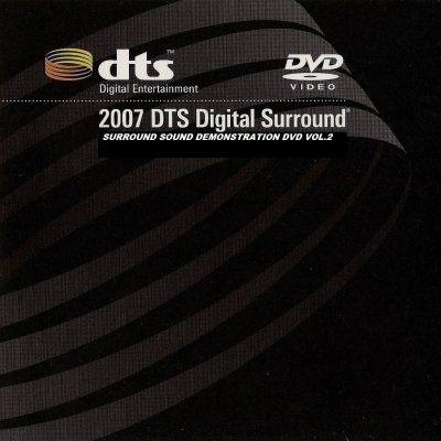 VA - Surround sound demonstration DVD Vol.2 (2007) Audio-DVD