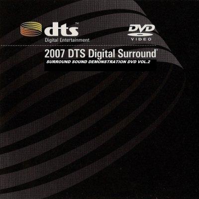 VA - Surround sound demonstration DVD Vol.2 (2007) Audio-DVD