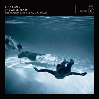 Pink Floyd - The Later Years (Deluxe Edition) (2019) FLAC 5.1