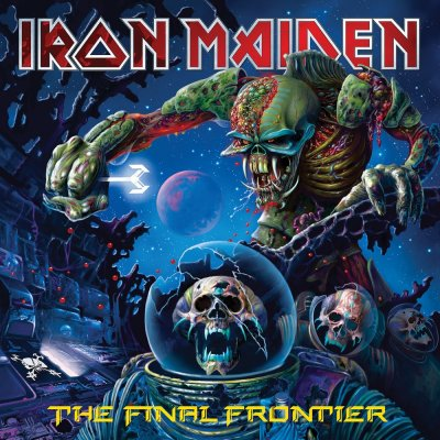 Iron Maiden - The Final Frontier (2015) FLAC