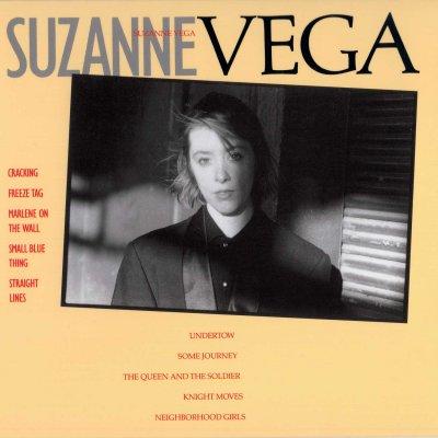 Suzanne Vega - Suzanne Vega (2018) SACD-R