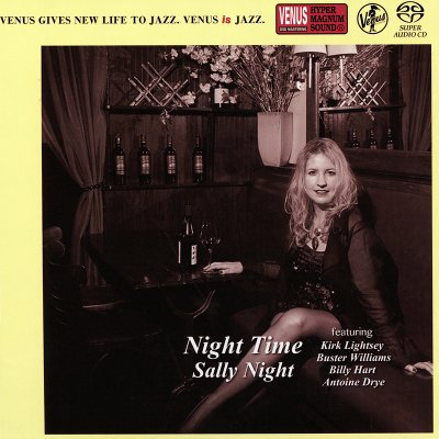 Sally Night - Night Time (2015) SACD-R