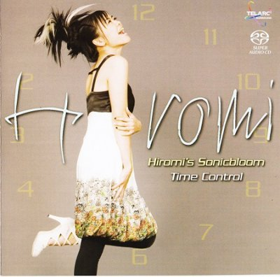 Hiromi's Sonicbloom - Time Control (2007) SACD-R