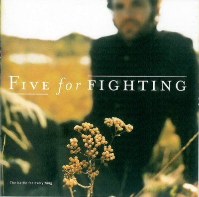 Five For Fighting - The Battle For Everything (2004) DTS 5.1