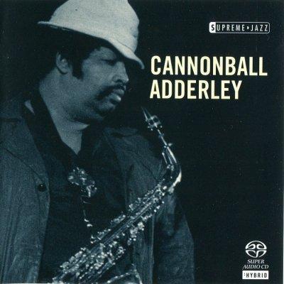 Cannonball Adderley - Supreme Jazz (2006) SACD-R