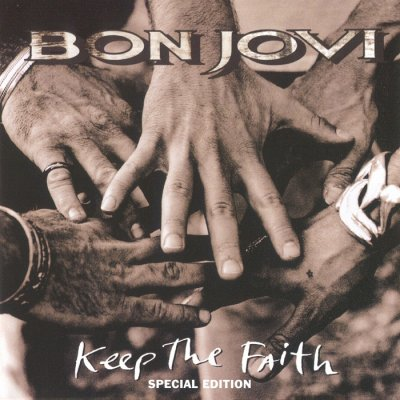 Bon Jovi - Keep The Faith (2017) SACD-R