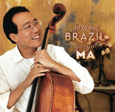 Yo-Yo Ma - Obrigado Brazil (2003) SACD-R