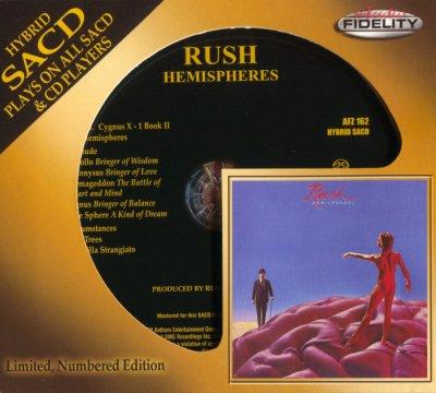 Rush - Hemispheres (2013) SACD-R
