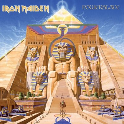 Iron Maiden - Powerslave (2015) FLAC