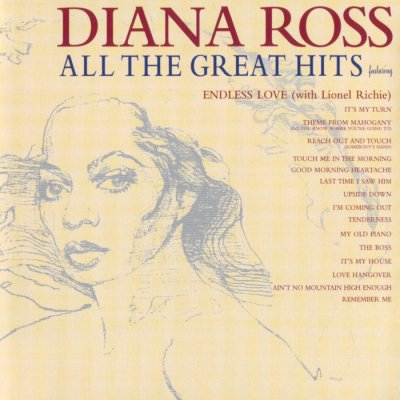 Diana Ross - All The Great Hits (2018) SACD-R