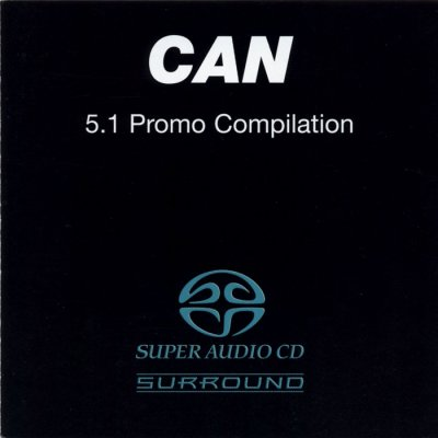 Can - 5.1 Promo Compilation (2004) SACD-R