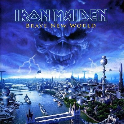 Iron Maiden - Brave New World (2015) FLAC