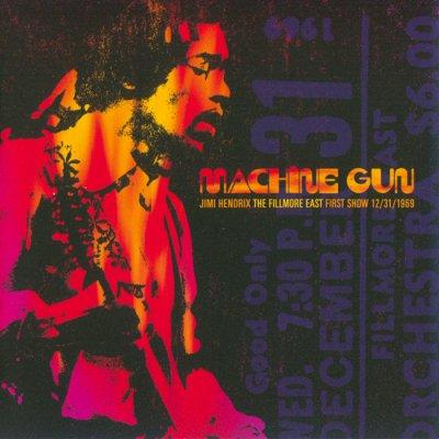 Jimi Hendrix - Machine Gun: The Filmore East First Show 12/31/1969 (2016) SACD-R