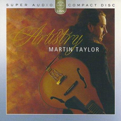 Martin Taylor - Artistry (2004) SACD-R