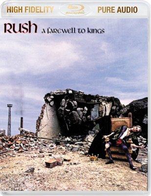 Rush - A Farewell To Kings (2015) FLAC 5.1